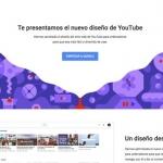 Prueba el nuevo diseño de Youtube ahora