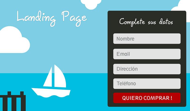 mejore la optimizacion de sus landing pages para vender más
