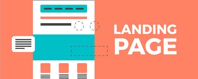 errores al crear una landing page
