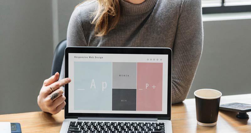 Evita estos errores de diseño web para impulsar tu estrategia en Internet