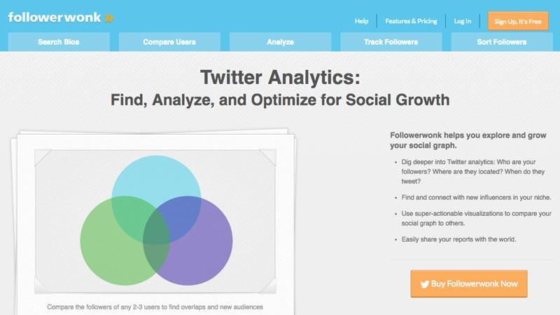 FollowerWonk, monitoriza tus redes sociales