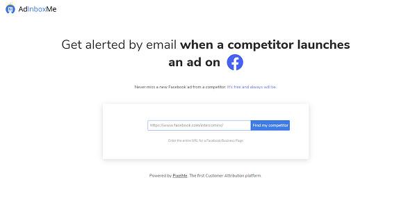 como monitorizar las campañas de facebook de la competencia