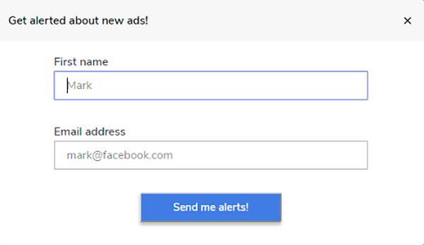 Como espiar las campañas de Facebook de la competencia