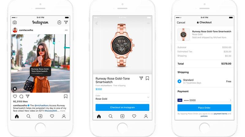 ⇨⇨ Mejora tus ventas con Instagram Shopping