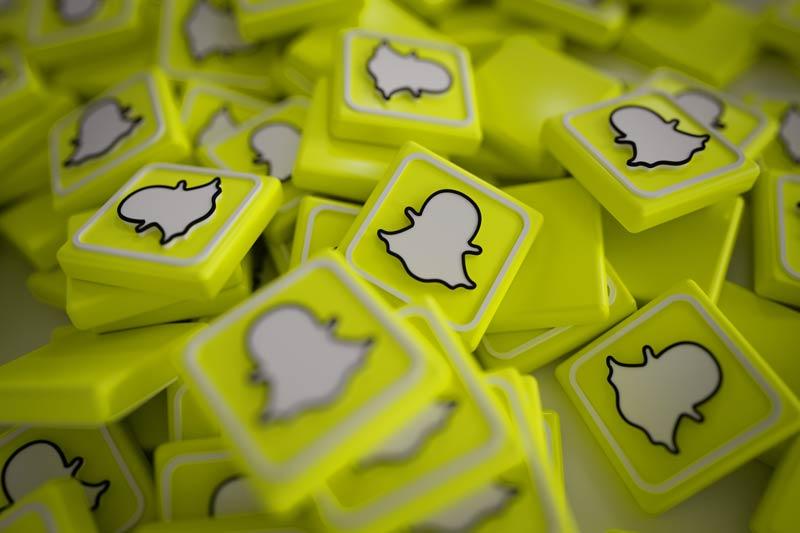 Como hacer publicidad en Snapchat