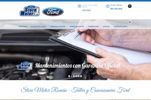ejemplo de diseño web Consultoría Seo Sevilla