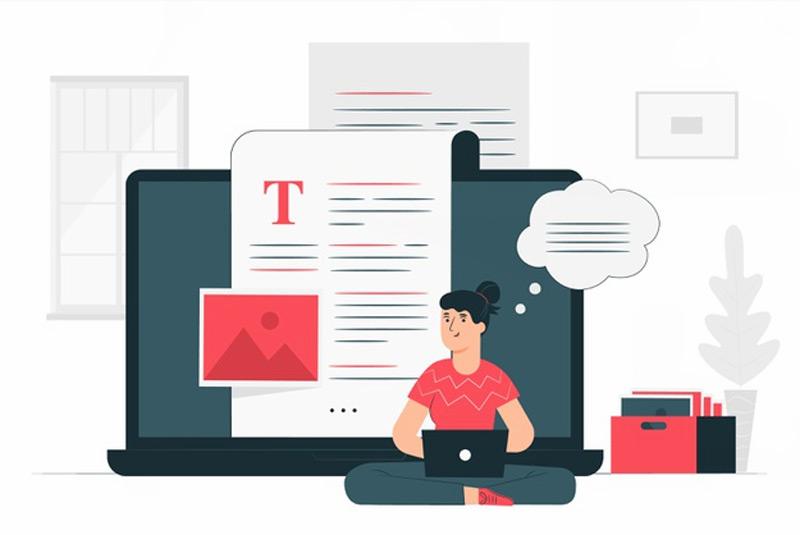 redactar contenidos correctamente para nuestro blog