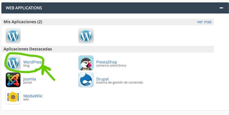 Guía de Instalación WordPress paso a paso