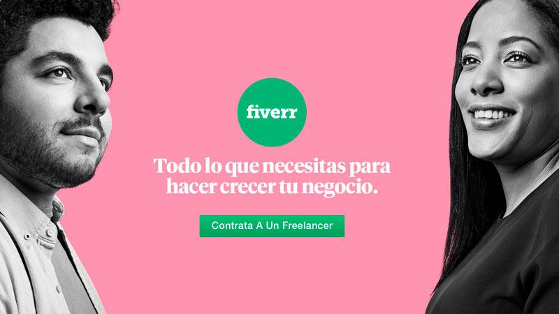 ¿Qué es Fiverr y para qué sirve? Cómo podemos sacarle partido?
